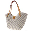 Authentic LOUIS VUITTON  Salina N41208 Shoulder Bag Damier canvas