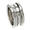 Authentic BVLGARI  B-zero1 S Ring 18K White Gold
