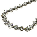 8.03ct Diamond Necklace PlatinumPT900  26.8