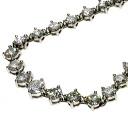 8.03ct Diamond Necklace PlatinumPT900  26.8