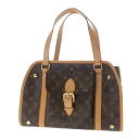 Authentic LOUIS VUITTON  Sac Baxter GM M42028 Handbag Monogram canvas