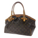 Authentic LOUIS VUITTON  Tivoli GM M404144 Shoulder Bag Monogram canvas