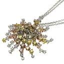 Authentic Damiani  Diamond Necklace 18K White Gold