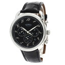 Authentic HERMES Arceau AR4.910a Watch Stainless Leather an automatic Men