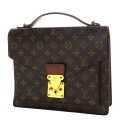 Authentic LOUIS VUITTON  Monceau 28 M51185 Handbag Monogram canvas