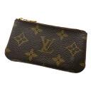 Authentic LOUIS VUITTON  Pochette · Cles M62650 Shoulder Bag Monogram canvas