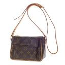 Authentic LOUIS VUITTON  Viva Cite PM M51165 Pochette Long Shoulder Shoulder Bag Monogram canvas