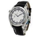 Authentic ZENITH Class Elite tiger Bella multi City Watch Black leather SS an automatic Men