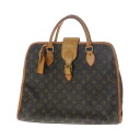 Authentic LOUIS VUITTON  Rivoli M453380 Handbag Monogram canvas