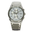 Authentic D&G D & G Watch Stainless  Quartz Men