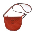 Authentic GUCCI  Sima mini GG pattern Pochette Shoulder Bag Leather