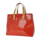 Authentic LOUIS VUITTON  Lead PM M91146 Handbag Vernis