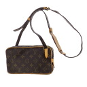 Authentic LOUIS VUITTON  Marly band Rie over M51828 Shoulder Bag Monogram canvas