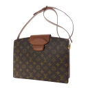Authentic LOUIS VUITTON  Klucel M51375 Shoulder bag Monogram canvas