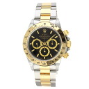 Authentic ROLEX Cosmograph Daytona 16523 Watch stainless steel 18K Yellow Gold Self-winding Men