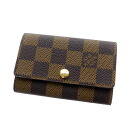 Authentic LOUIS VUITTON  Multicles6 N62630 Shoulder bag Damier Canvas