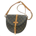 Authentic LOUIS VUITTON  Chantilly M51234 Shoulder bag Monogram canvas