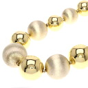 Ball Necklace 18K Yellow Gold  48.6