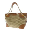 GUCCI bamboo tote bag canvas women's fs04gm