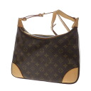 Authentic LOUIS VUITTON  Boulogne-30 M51265 Shoulder bag Monogram canvas