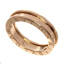 BVLGARI B-zero1X ring and ring K18 pink Womens fs04gm