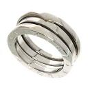 BVLGARI B-zero1 S rings and ring K18 white gold ladies fs04gm