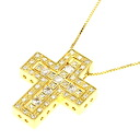 Damiani Belle Epoque necklace K18 18kt yellow gold ladies fs04gm