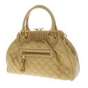 Authentic MARC BY MARC JACOBS  Stitch gathered purse Shoulder bag Leather