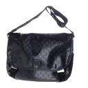 Authentic GUCCI  Implementing GGpattern Shoulder bag PVC