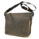 Authentic LOUIS VUITTON  Messager M93030 Shoulder bag Damier Geant Canvas