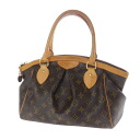 Authentic LOUIS VUITTON  Tivoli PM M40143 Shoulder bag Monogram canvas