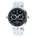 Authentic TAG HEUER CAG2111 SLRX Mercedes limited Watch stainless steel  Self-winding Men