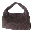 Authentic BOTTEGA VENETA  Intrecciato one belt Shoulder bag Leather