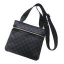 Authentic LOUIS VUITTON  Thomas N58028 Shoulder bag Damier Canvas