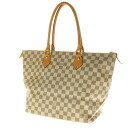 Authentic LOUIS VUITTON  SaleyaMM N51185 Shoulder bag Damier Canvas