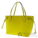 Authentic LOUIS VUITTON  Neverfull PM M40961 Tote bag Epi Leather