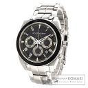 Authentic INDEPENDENT 0520-002864-03 chronograph Watch stainless steel  Quartz Men
