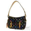 Authentic LOUIS VUITTON  Lodge PM M40053 Shoulder bag Monogram Multicolore canvas