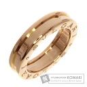 Authentic BVLGARI  B-zero1 XS Ring 18K pink gold