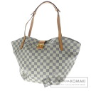 Authentic LOUIS VUITTON  Salina GM N41209 Shoulder bag Damier Canvas