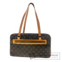 Authentic LOUIS VUITTON  Cite GM M51181 Shoulder bag Monogram canvas
