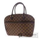 Authentic LOUIS VUITTON  Sarria-Orizontaru N51282 Boston bag Damier Canvas