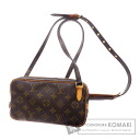 Authentic LOUIS VUITTON  Marly band Lierre M51828 Shoulder bag Monogram canvas