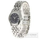 Authentic GUCCI 5500L Watch stainless steel  Quartz Ladies