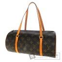 Authentic LOUIS VUITTON  Papillon 30 M51385 Handbag Monogram canvas