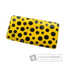 Authentic LOUIS VUITTON  Zippy wallet Yayoi Kusama-M9157 (With coin purse) Purse Vernis