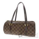 Authentic LOUIS VUITTON  Papillon N51303 Handbag Damier Canvas
