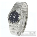 Authentic OMEGA Constellation Watch stainless steel  Quartz Men