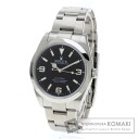 Authentic ROLEX Oyster Perpetual Explorer 214270 Watch stainless steel  Quartz Men
