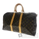 Authentic LOUIS VUITTON  Keepall 45 M41428 Boston bag Monogram canvas